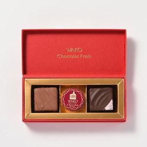 銀座wakoチョコレート